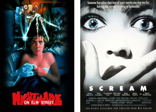 Nightmare on Elm Street / Scream