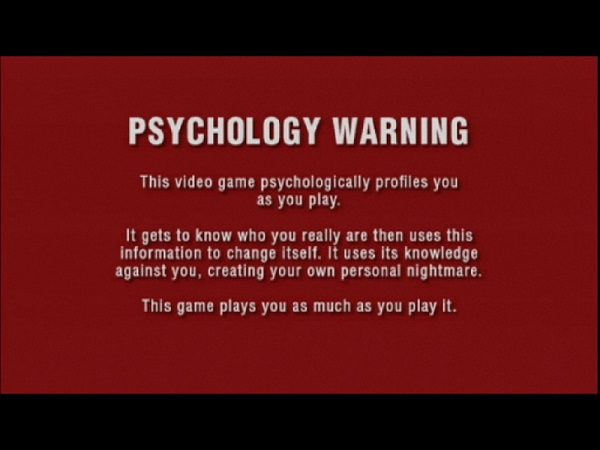 Psychology Warning