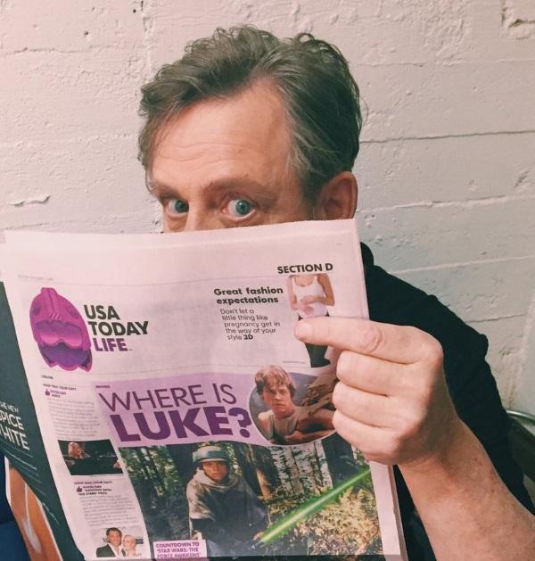 Where is Luke